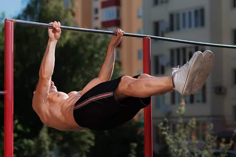 Wie gesund sind Calisthenics Übungen?